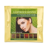 Lustrous Henna Golden Blonde -100 grams