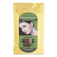 Lustrous Henna Mahogany -100 grams