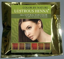 Lustrous Henna Medium Golden Blonde -100 grams