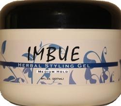 Imbue Herbal Styling Gel, Medium-Hold