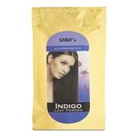 Pure Indigo for Hair -100 grams, Indigo for dark hair color. Natural hair dye.