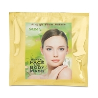 Face and body mask 100 grams