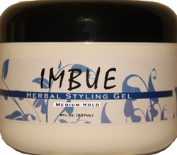 Imbue Herbal Styling Gel, Medium-Hold