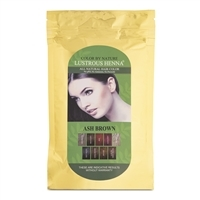 Color By Nature Lustrous Henna Ash Brown - 100 Grams