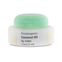 Coconut Oil Pure 2.5 OZ
