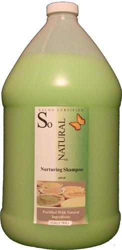 All Natural Hair Shampoo Gallon