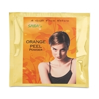 Orange Peel Powder Skin Treatment, easy face mask